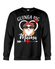Guinea Pig Mama Mothers Day Gift  Crewneck Sweatshirt thumbnail