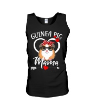 Guinea Pig Mama Mothers Day Gift  Unisex Tank thumbnail