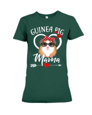 Guinea Pig Mama Mothers Day Gift  Premium Fit Ladies Tee front