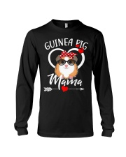 Guinea Pig Mama Mothers Day Gift  Long Sleeve Tee thumbnail