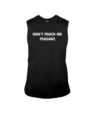 Don't touch me peasant Sleeveless Tee thumbnail