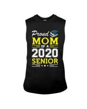 Proud Mom Of A 2020 Senior Graduation Sleeveless Tee thumbnail