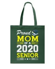Proud Mom Of A 2020 Senior Graduation Tote Bag thumbnail