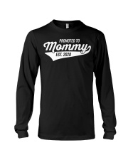 Promoted to Mommy 2020 First Mothers Day Long Sleeve Tee thumbnail