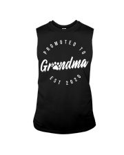 Promoted To Dog Grandma 2020 Mothers Day Sleeveless Tee thumbnail