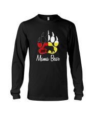 Mama Bear Plaid O-Neck Long Sleeve Tee thumbnail