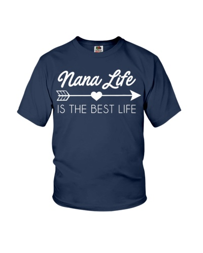 Nana Life is the Best Life Cute Mothers Day Gift
