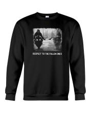 Respect to the fallen ones  Crewneck Sweatshirt thumbnail