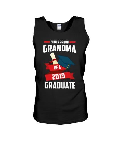 Proud Grandma Of A 2019 Graduate