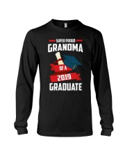 Proud Grandma Of A 2019 Graduate Long Sleeve Tee thumbnail
