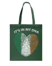 Irish blood It's in my DNA St Patrick's Day Tote Bag thumbnail