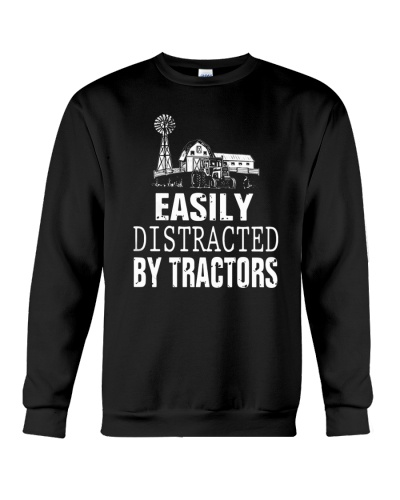 Easily Distracted By Tractors