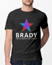 Brady united against gun violence Classic T-Shirt lifestyle-mens-crewneck-front-13