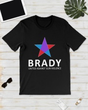 Brady united against gun violence Classic T-Shirt lifestyle-mens-crewneck-front-17