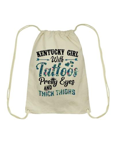 Kentucky Girl With Tattoos Pretty Eyes