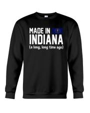 Made in Indiana a long long time ago Crewneck Sweatshirt thumbnail