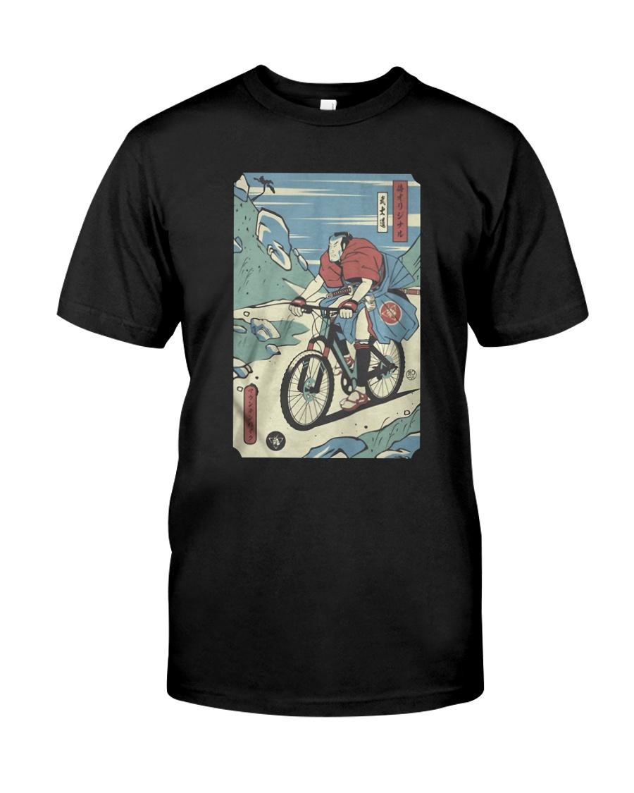 Official Mountain Bike biker Samurai biker bicycle