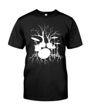 quot Live the Beat to the Tempo of Creation quot Classic T-Shirt thumbnail