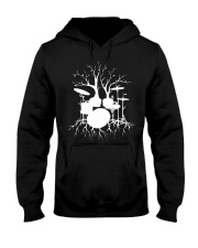 quot Live the Beat to the Tempo of Creation quot Hooded Sweatshirt thumbnail