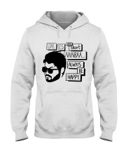 Always Be Happy Nanbaa Hooded Sweatshirt thumbnail