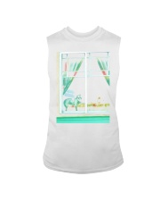 A dog day afternoon Sleeveless Tee front