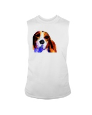 A Soulful Hound Sleeveless Tee front