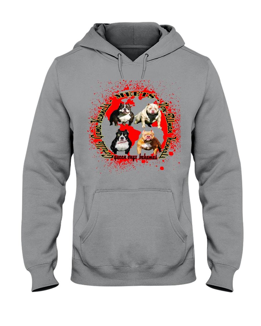 BloodLine Hooded Sweatshirt