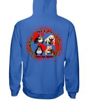BloodLine Hooded Sweatshirt back