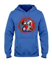 BloodLine Hooded Sweatshirt front