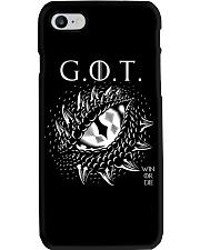 Win or Die - Dragon's Eye  Phone Case thumbnail