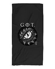 Win or Die - Dragon's Eye  Beach Towel thumbnail