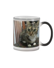Ferra The Cat Sitting On a Chair Color Changing Mug thumbnail