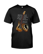 Life By The Drop Classic T-Shirt front