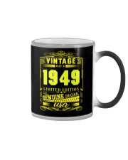 Vintage 1949 Color Changing Mug thumbnail