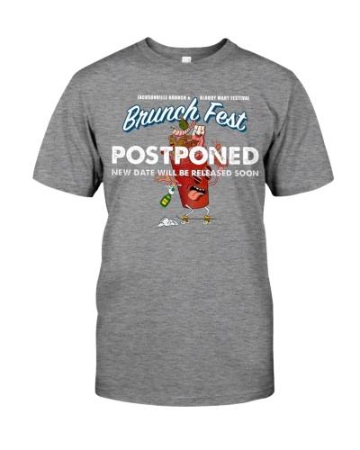 Jacksonville Brunch Bloody Mary Festival T Shirt