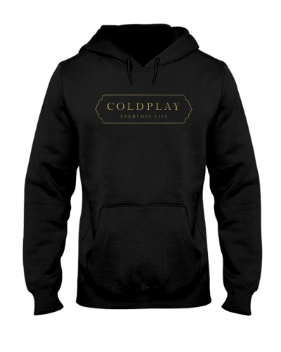Everyday Life Coldplay logo T-Shirts