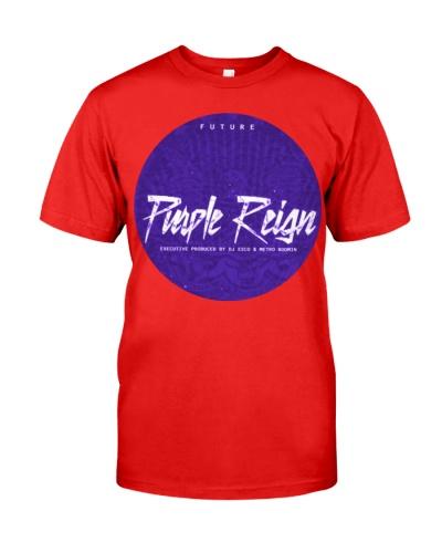 Tuture Purple Reign T Shirts