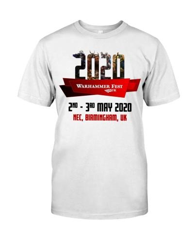 Warhammer Fest 2020 Shirt