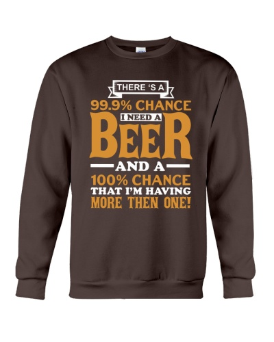 I Am Having More Then One  Beer T Shirt