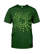 Texas Shamrock St Patrick's Day Shirt Classic T-Shirt front