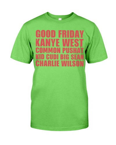 Mike Dean Wants To Bring GOOD Fridays T Shirts