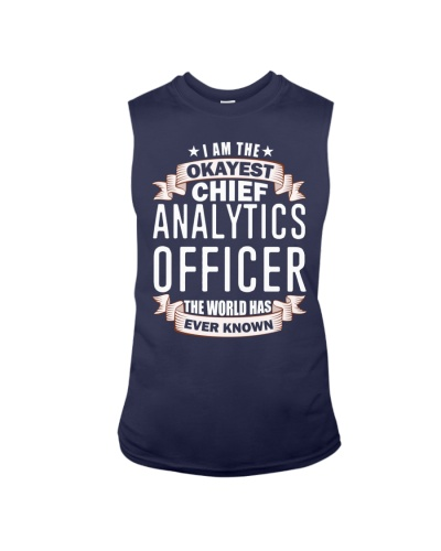 CHIEF ANALYTICS OFFICER SHIRTS