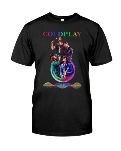 Coldplay T-Shirts