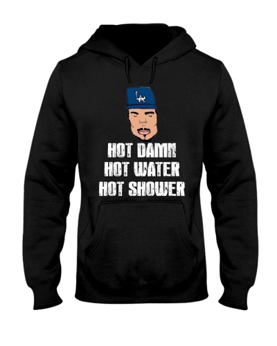 Hot Shower Chance the Rapper T-Shirts