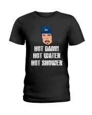 Hot Shower Chance the Rapper T-Shirts Ladies T-Shirt thumbnail