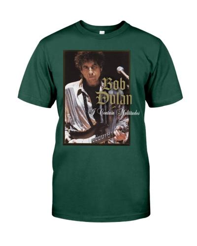 Bob Dylan I Contain Multitudes T Shirt