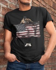 G Herbo PTSD T Shirt Classic T-Shirt apparel-classic-tshirt-lifestyle-26