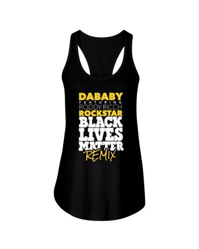 DaBaby Black Lives matter Rockstar t shirt