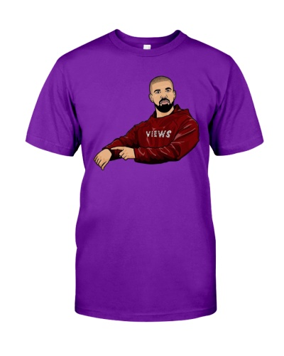 Drake Tootsie Slide T Shirts