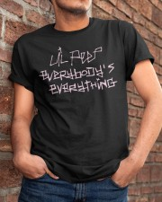 Lil Peep Everybody's Everything T-Shirts Classic T-Shirt apparel-classic-tshirt-lifestyle-26